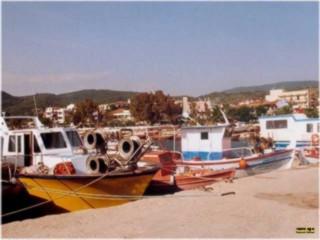 Hafen von orounopolis