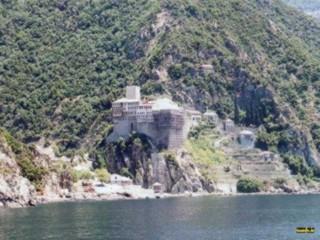 schönes Kloster