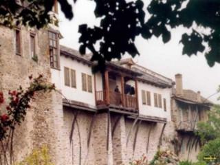 Balkon aussen am filotheo