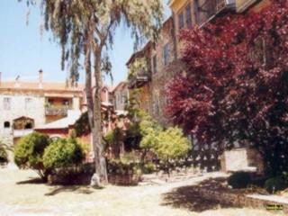 Der Innenhof von Ivirion