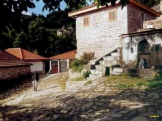 Innenanlage von Karakaloui