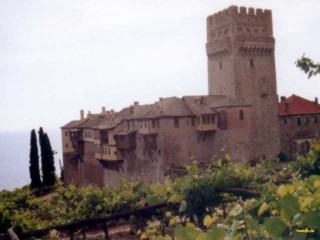 Der Turm von Karakalou
