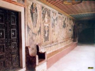 Die Malerein sind vom 16. jahrhundert