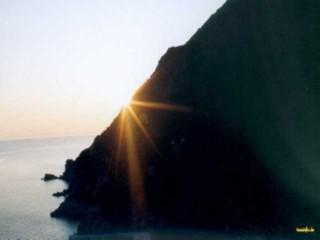 geiler Sonnenuntergang