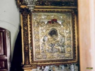 Die heiligste Ikone in Karyes
