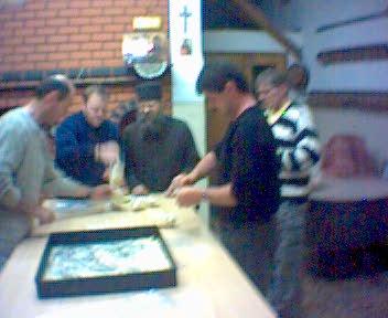 In der bäckerei von Filotheo